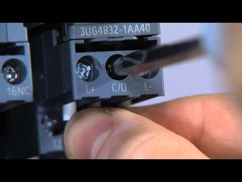Relés de monitoreo SIRIUS 3UG48 para IO-Link