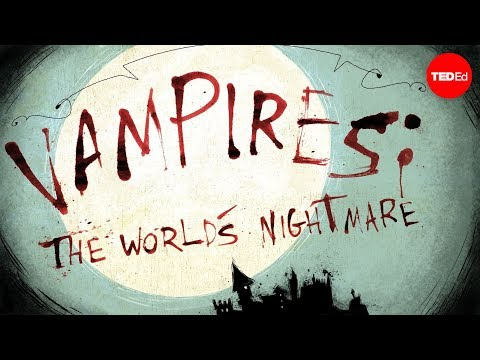 An Interview With a Vampire - Fascinating!