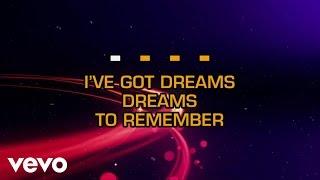 Otis Redding - I've Got Dreams To Remember (Karaoke)