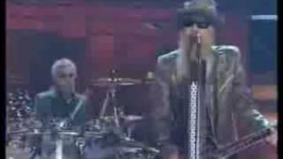 ZZ Top - Legs (Live, Carmen Electra Dancing)