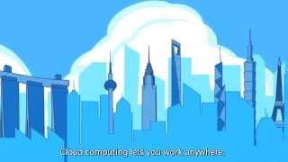 SmartCLOUD™ High Performance Cloud Computing (with English subtitle)