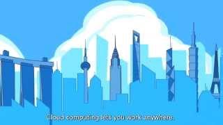 SmartCLOUD™ High Performance Cloud Computing (with English subtitle)