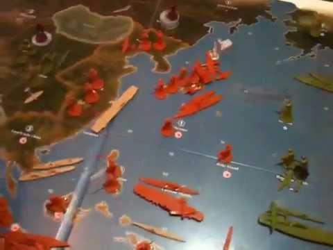 1942 Axis and Allies Strategy part 4