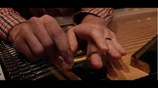 How to Write Music - Cimbalom Cover | Blue Man Group: IN THE STUDIO