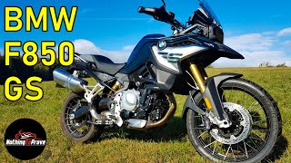 2019 BMW F 850 GS Adventure | First Ride | Review