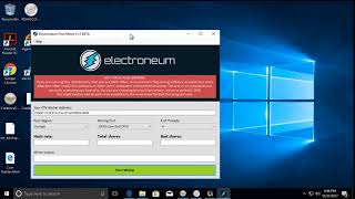 How to Mine Electroneum for Beginners (Windows)