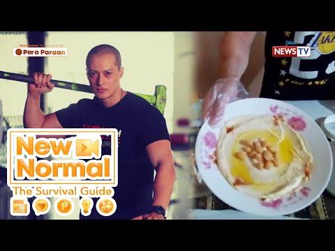 [GMA]  Pera Paraan: No gym? No problem! | New Normal