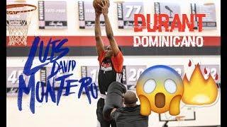 Luis David Montero 2018 (Mixtape El Kevin Durant Dominicano) NBA