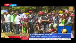 KTN Leo: Timu ya wanaume ya voliboli ya chuo kikuu cha Kenyatta yashinda