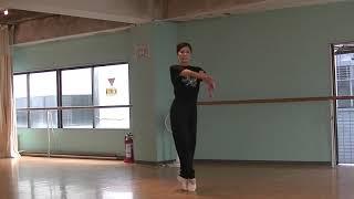 宝塚受験生のバレエ基礎~シャンジュマン~のサムネイル