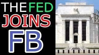 The Federal Reserve Gets on Facebook, Greeted by Angry Bitcoiners (The Cryptoverse #74)