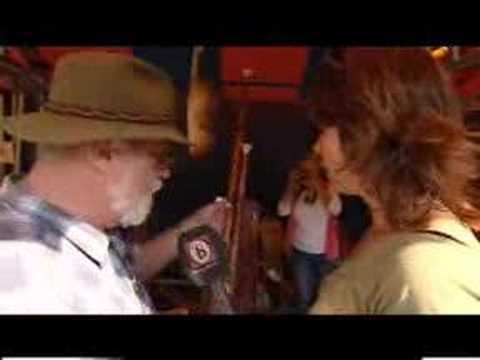 Folkwoods 2007 op Omroep Brabant TV