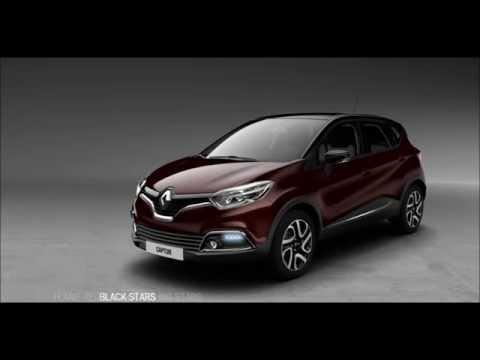 Renault  Captur Паркетник класса J - рекламное видео 3
