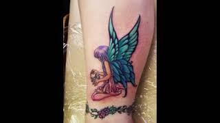 50 Fairy Tattoo Designs & Ideas