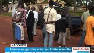 Afumise Muganziwe Ebiso Mu Kifuba N'amutta