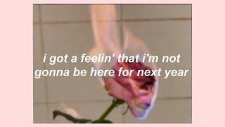 ☆lil peep☆ // the way i see things (lyrics) ♡