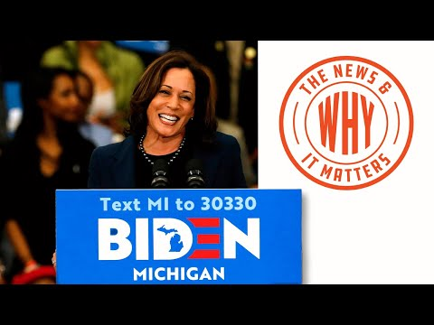 Biden Picks Kamala to Be His VP. How Will the Left Respond? | The News & Why It Matters | Ep 596