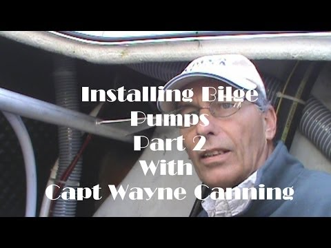 Bilge Pump Install Part 2 Of 3, Running The Hoses Mp3