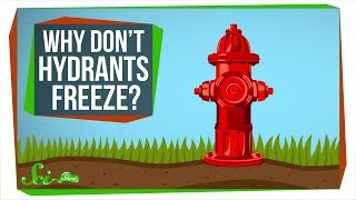 Why Don't Fire Hydrants Freeze and Explode?