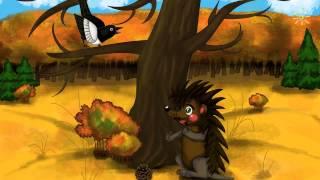 Казка про осінь | Цариця осіннього лісу