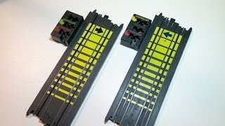 How To Modify HO Tyco Slot Car Terminal Track For A Large Layout
