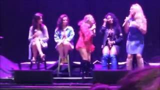 Fifth Harmony Soundcheck Party - Providence, RI August 6, 2016 #727TourProvidence
