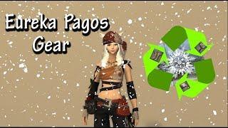 pagos weapon guide ffxiv - मुफ्त ऑनलाइन