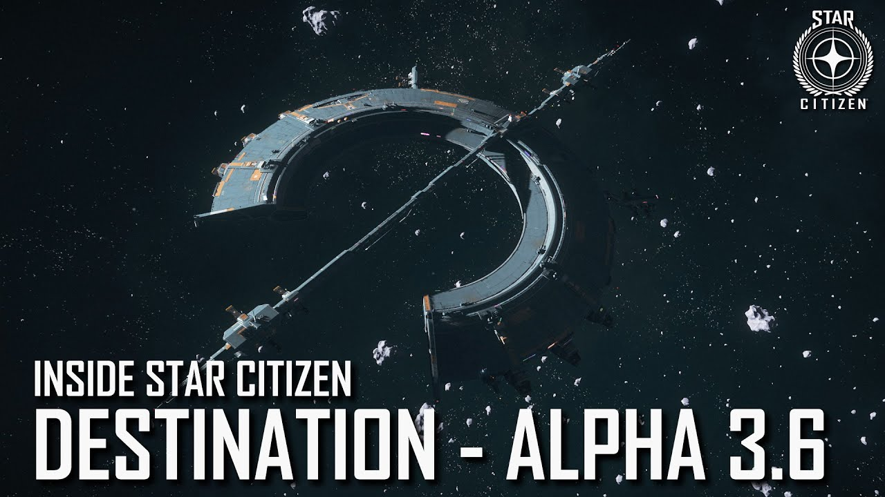 Inside Star Citizen: Destination - Alpha 3.6