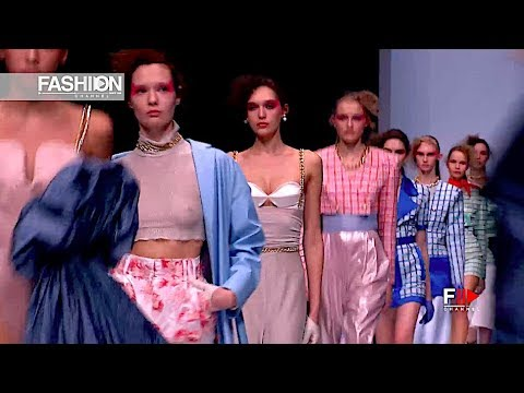 OKSANA FEDOROVA Spring Summer 2019 MBFW Moscow - Fashion Channel