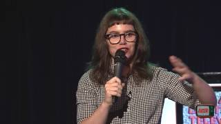 Alison Zeidman Performs On A Legitimate Television Show