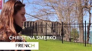 Carthage Majors in a Minute: Christina Smerko on French