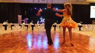 Celebrity Dancer Stephanie Williams