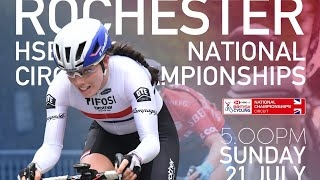 Women's Race - 2019 HSBC UK | National Circuit Championships