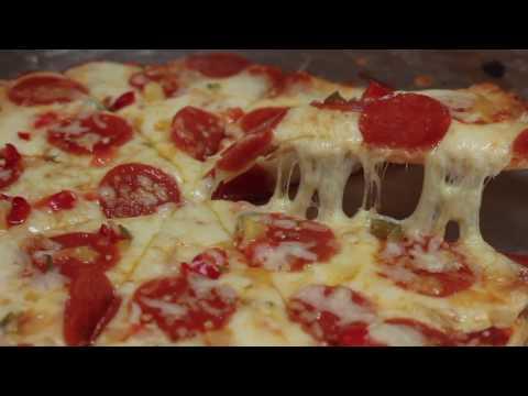 Dollar Tree Gourmet | Pizza Recipe for Game Day Spread – Cheap Quick & Tasty ! | I Heart Recipes