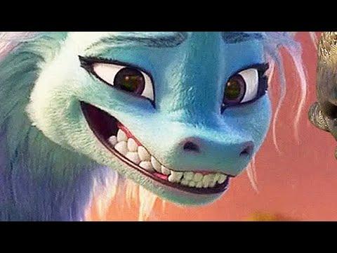 Raya and the Last Dragon (Clip 'Sisu's Unique Magic Scene')