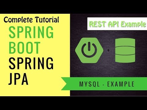 Download Spring Boot And Spring Tool Suite Video 3GP Mp4 FLV HD Mp3