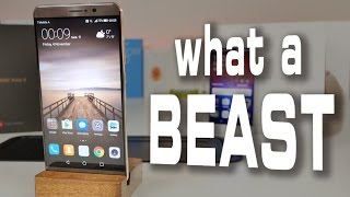 Huawei Mate 9 Review  The Best Smartphone 2016