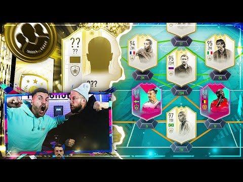 FIFA 19: WL mit IBRA und LUKAKU in der IV .. Und paar PACKS + ICON SBC ?