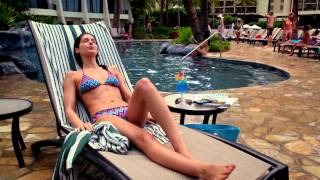 Michelle Borth in wet bikini - Hawaii Five-0