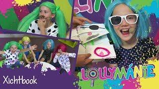 Lollymánie S02E02 - Xichtbook