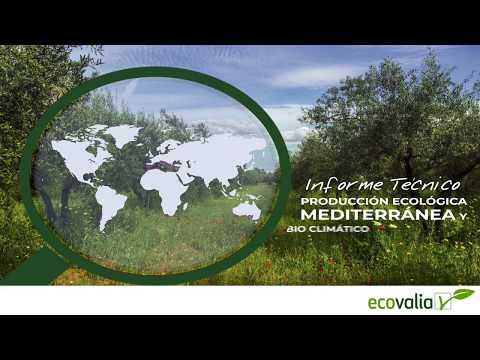 Fotograma del vídeo: ¿Cómo mitiga la agricultura ecológica los efectos del Cambio Climático?