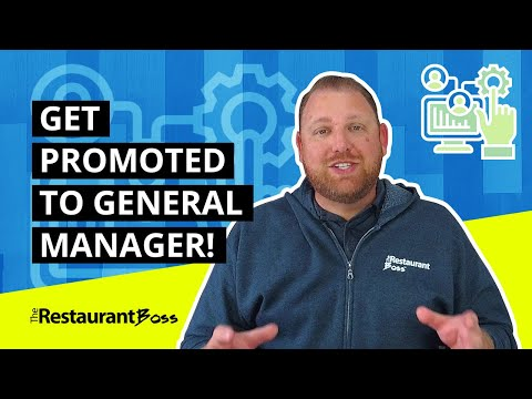 RESTAURANT MANAGER TRAINING: 3 Tips How to Advance to ...