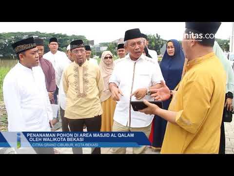 Peresmian Masjid Dan Koperasi Al Qalam Cibubur