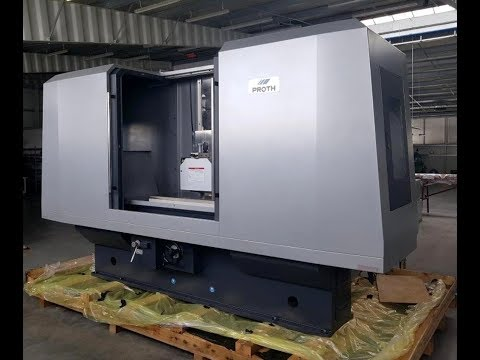 Surface Grinding Machine PROTH PSGC 50100 AHR - NOWA 2017