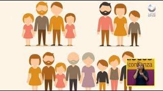 Diálogos en confianza (Familia) - Criar hijos en familias diversas