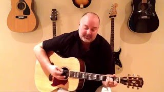 """Video thumbnail of """"How to Play The Joker - Steve Miller band (cover) - Easy 4 Chord Tune"""""""