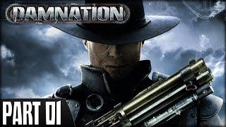 Damnation (PS3) - Walkthrough Part 01