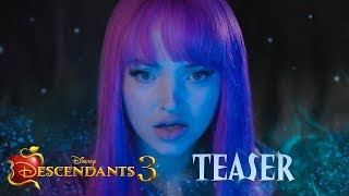 You didn't think this was the end of the story, did you? Descendants 3. Coming 2019. Click the SUBSCRIBE button to get notifications when new Disney Descendants videos are posted! Follow...