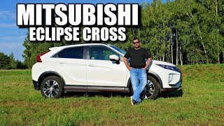 Mitsubishi Eclipse Cross (ENG) - Test Drive and Review