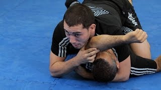 How to Do Arm Triangle Choke from Mount | MMA Submissions